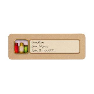 Hobby - Jars - I'm a Jar-aholic Custom Return Address Label
