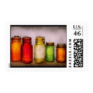 Hobby - Jars - I'm a Jar-aholic Stamp