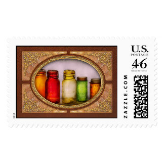Hobby - Jars - I'm a Jar-aholic Stamps
