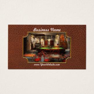 Hobby - Pool - The billiards club 1915 Business Card