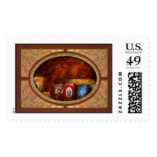 Hobby - Smoker - Smoking pipes Postage Stamp