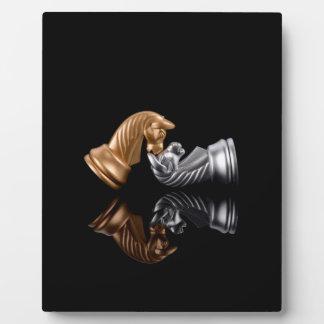 Hobby Sport Chess Plaque