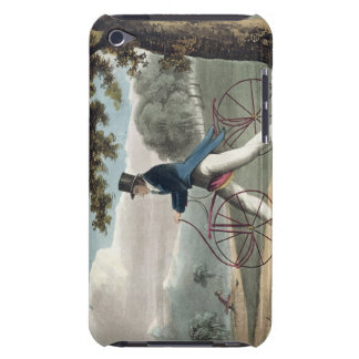 Hobbyhorse peatonal, del depósito de Ackermann iPod Touch Case-Mate Carcasa