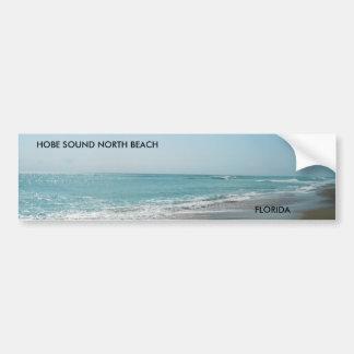 HOBE SOUND BEACH,  FLORIDA... BUMPER STICKER