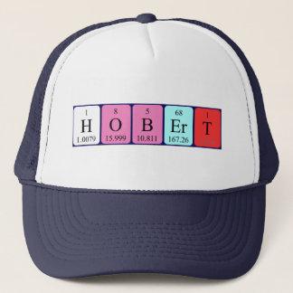 Hobert periodic table name hat