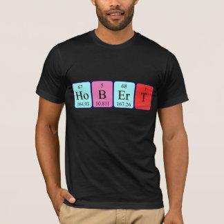 Hobert periodic table name shirt