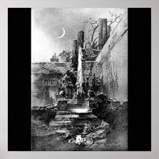Hobgoblin Hall Canvas Print