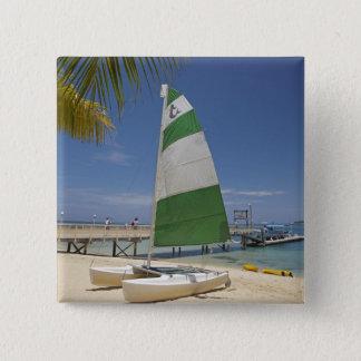 Hobie Cat, Plantation Island Resort Button