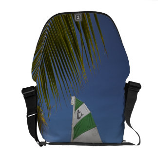 Hobie Cat, Plantation Island Resort Messenger Bag