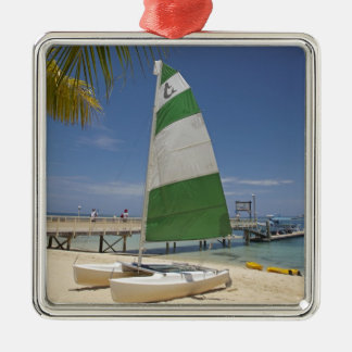 Hobie Cat, Plantation Island Resort Metal Ornament