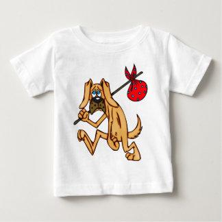 Hobo Bum Cartoon Dog Baby T-Shirt
