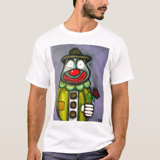 Hobo Clown in Love T-Shirt