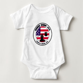 HoBo Gear Union #14 Collection Baby Bodysuit