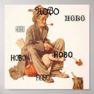 Hobo Poster