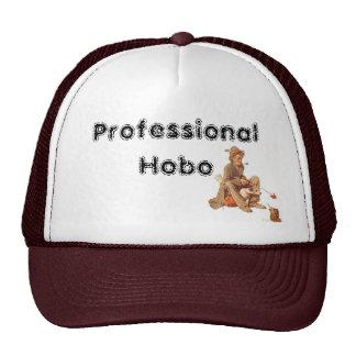 Hobo profesional gorros