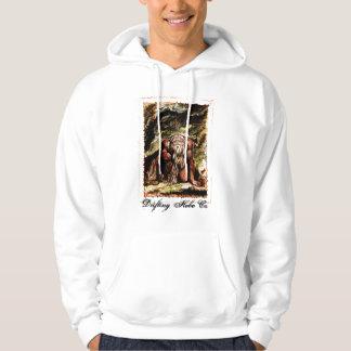 Hobo secret message hoodie shirt