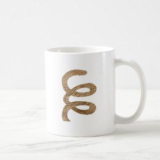 hobo sign here lives A judge Coffee Mug