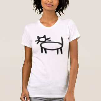 Hobo symbol: Child lady (black print) T-Shirt
