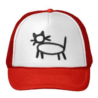 Hobo symbol: Child lady Trucker Hat
