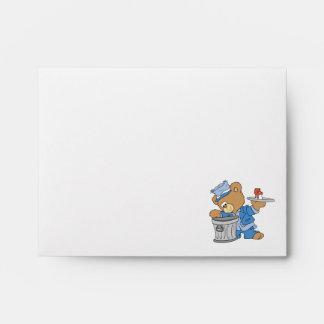 Hobo Teddy Bear Envelope
