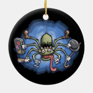 Hobo Von Spiderton Ceramic Ornament