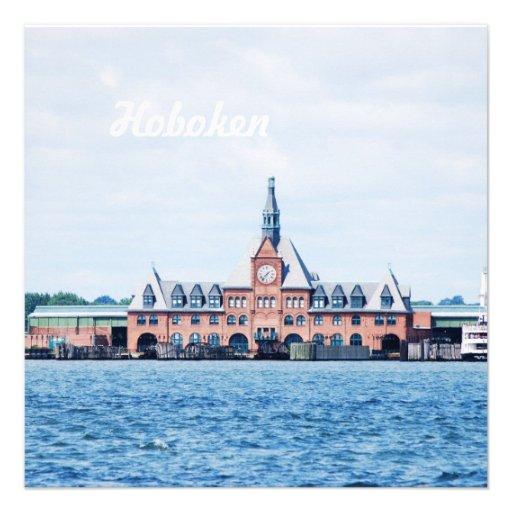 Hoboken Invitacion Personal
