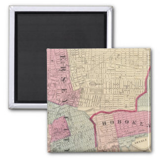 Hoboken, Jersey City Magnet
