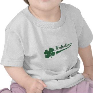 Hoboken NJ Shamrock T Shirts