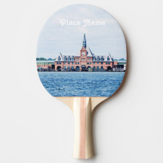 Hoboken Pala De Ping Pong