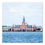 Hoboken Personalized Announcement