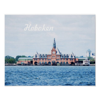 Hoboken Poster