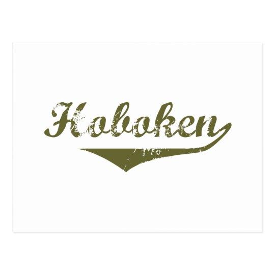 Hoboken  Revolution t shirts Postcard