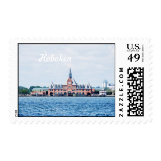Hoboken Stamp