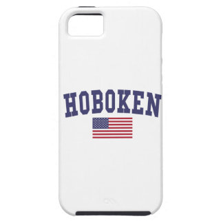 Hoboken US Flag iPhone SE/5/5s Case