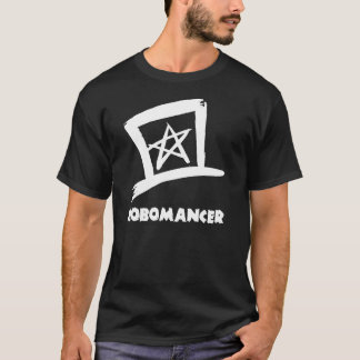 Hobomancer Hobo Sign/Logo Dark T-Shirt