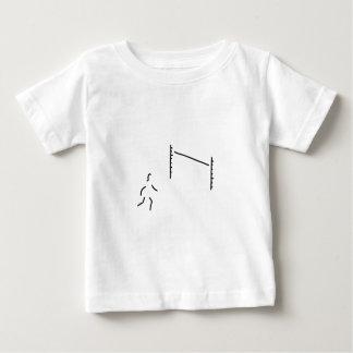 hochsprung track-and-field events hochspringer baby T-Shirt