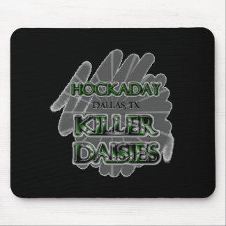 Hockaday School KILLER DAISIES - Dallas, TX Mouse Pad