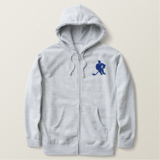 HOCKEY 4 EMBROIDERED HOODIE