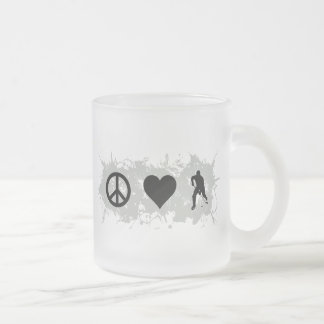 Hockey 5 mugs