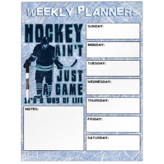 Hockey Ain't Just A Game Dry Erase Board