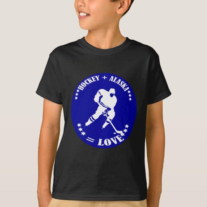 HOCKEY ALASKA T-Shirt