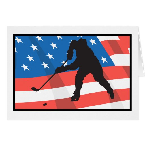Hockey americano tarjetas