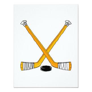 Hockey anaranjado comunicado