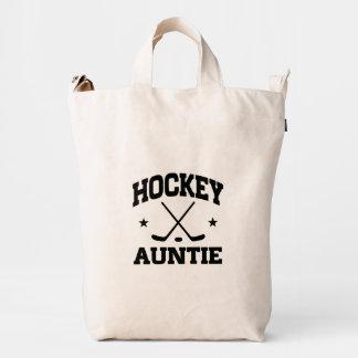 Hockey Auntie Duck Bag