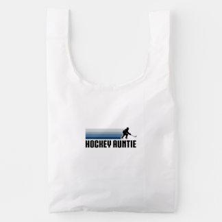 Hockey Auntie Reusable Bag