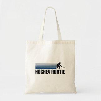Hockey Auntie Tote Bag