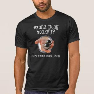 Hockey Balls T-Shirt