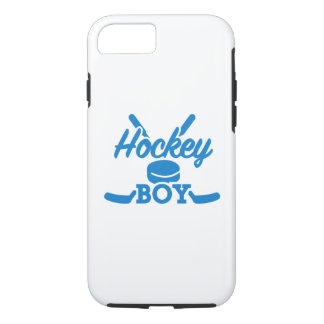 Hockey boy iPhone 7 case
