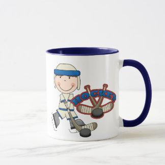 HOCKEY - Boy Tshirts and Gifts Mug