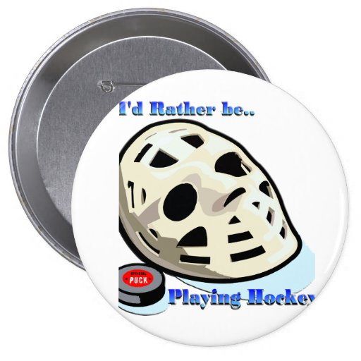 Hockey Buttons